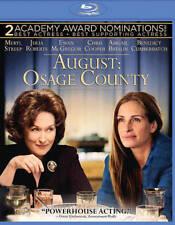 """August: Osage County"" Blu-ray Disc, 2014 *Meryl Streep & Julia Roberts*"