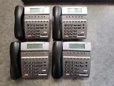 *** Lot of 4 ***  NEC DTH-8D-1 Phones  with 1 Year Warranty