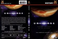The Universe : Season 2 (DVD, 2010, 5-Disc Set) Region 4