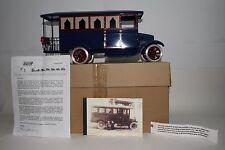 1920's Ford Model T Flivver House Car Camper, Pressed Steel Cowdery Toy Works
