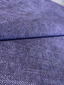 John Lewis Upholstery Heavyweight Fabric 2 M Purple
