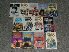 Doctor Who Target/Bbc Books Lot - First Doctor