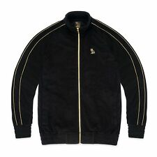 NEW October's Very Own OVO Terrycloth Track Jacket Black Extra Large Drake XL