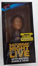 SIGNED Saturday Night Live SETH MEYERS Bobble Head SDCC 2014 EXCLUSIVE 800 ONLY!