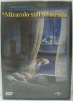 """""""MIRACOLO sull'8a STRADA"""" DVD NUOVO SIGILLATO Steven Spielberg - Universal"""