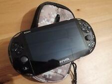Playstation Vita & 3 Spiele