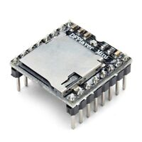 DFPlayer Mini MP3 Player Module For Arduino Black D8D5