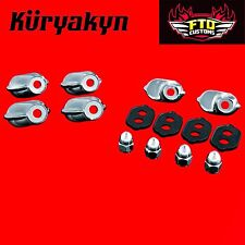 "Kuryakyn Luggage Rack Relocation Kit for H-D Tour-Pak 1/2"" Diameter 7138"
