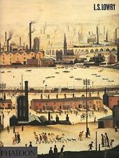 L. S. LOWRY - NEW PAPERBACK BOOK