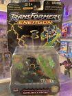 Hasbro Transformers Energon RID: Cruellock Terrorcon Action Figure CIB (Used)