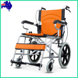 Foldable Wheelchair Elderly and Disabled HWH2041