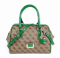 GUESS SERAPHINA Satchel Blush, Handtasche Damentasche Henkeltasche Handbag