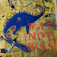 Was (Not Was) – Walk The Dinosaur: Chrysalis 1988 Vinyl (New Wave)