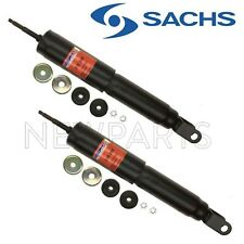 For Pair Set of 2 Front Shocks Absorbers Sachs Advantage 313 280 for Chevy GMC