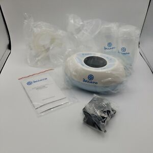 BelleMa Melon Double Electric Breast Pump Sealed with Everything Included