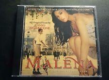 Ennio Morricone Malena NM CD CD-R Advance Miramax Virgin Soundtrack Score