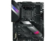 ASUS AMD AM4 ROG X570 Crosshair VIII Hero ATX Motherboard with PCIe 4.0, 2.5Gbps