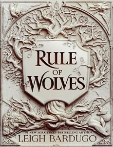 Rule of Wolves (King of Scars Duology Book 2) by Leigh Bardugo