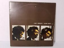 JIMI HENDRIX LOOSE ENDS  - Polydor made in england 1973 LP rare and hard to find