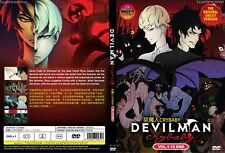 ANIME DVD~UNCUT~ENGLISH DUBBED~Devilman:Crybaby(1-10End)FREE SHIPPING+ FREE GIFT