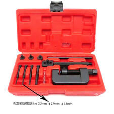New Repair Tools Chain Breaker Riveting Tool Kit for Bike Motorcycle Cam Drive