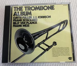 The Trombone Album by Various Artists  CD  Jan 2010  Savoy Jazz  USA