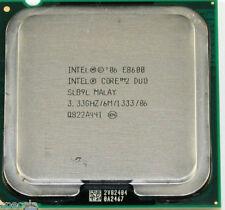 Intel Core 2 Duo E8600 8600 - 3.33 ghz dual-core carton uc seule garantie
