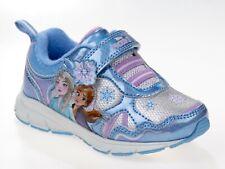 Disney Toddler Girls' Frozen 2 Sneaker with Lights Size 712
