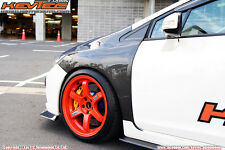 KevTEC: Carbon Fiber Fenders Civic Sedan 12 13 14 15 + Civic Coupe 12 13