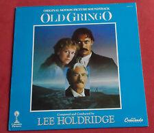 OLD GRINGO  LP US ORIG CRESCENDO  BOF  LEE HOLDRIDGE