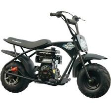 105cc Gas Adult Bike 3.5Hp MotoTec Mini Bike Petrol Scooter - Non Ca Compliant