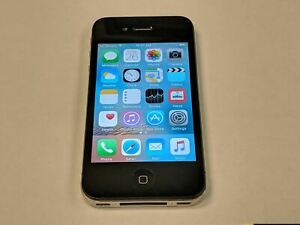 Apple iPhone 4s A1387 8GB Verizon Wireless Black Smartphone/Cell Phone *Tested*