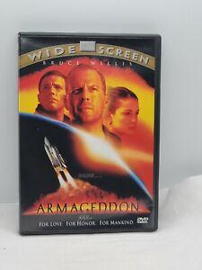 Armageddon (DVD, 1998)