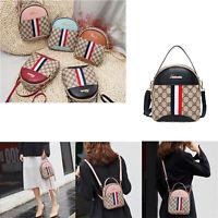 Causal Backpack Women Fashion Shoulder Bag Small Travel Crossbody Bags Handbag