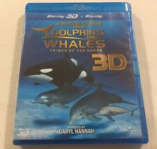 Dolphins and Whales: Tribes of the Ocean 3D (2008) - Blu-Ray Region B | New