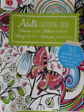 Malbuch für Erwachsene *  160 tolle Malvorlagen * Adults * DIN4 * Neu