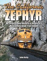 The California Zephyr Train Route Book