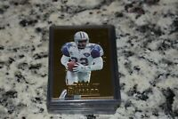 1995 Fleer Ultra Gold Medallion Emmitt Smith #80 HOF