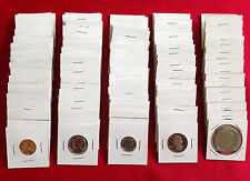 ✯ Estate Sale OLD U.S. Proof Coins ✯ 35+ YEARS OLD ✯ 10 COINS + FREE BONUS! ✯