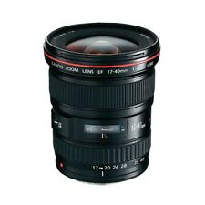 Canon EF 17-40mm f4 Wide Angle Lens (AUST STK)