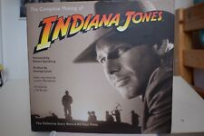 The Complete Making of Indiana Jones (hardback)