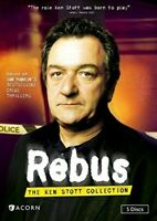 Rebus: The Ken Stott Collection (5 Disc) DVD NEW