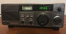 Vtg Kenwood R-600 Communications Shortwave Radio Receiver HAM SSB AM CW ~Works!