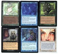 MAGIC 6 Belles Cartes (Voir scan) Lot N° MG 99