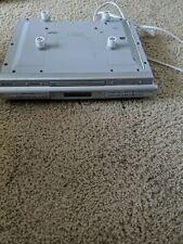 Sony Icf-Cdk50 Under Cabinet Clock Radio / Cd Player With Hardware
