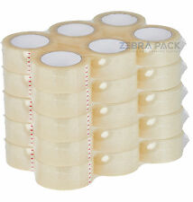 "36 rolls Carton Sealing Clear Packing/Shipping/Box Tape- 1.6 Mil- 2"" x 55 Yards"