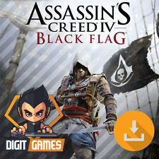 Assassin's Creed IV Black Flag - Uplay / PC Game - New / AC / Action / Adventure