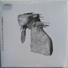 COLDPLAY LP A Rush of Blood To The Head GATEFOLD Slv. Clocks 'Best Album' 2002