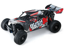 Thunder Tiger RC Car 1:8 Electric BUSHMASTER Desert Buggy 6410-F112 4WD Red RTR