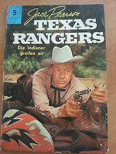Texas Rangers. Bd. 5. Die Indianer greifen an